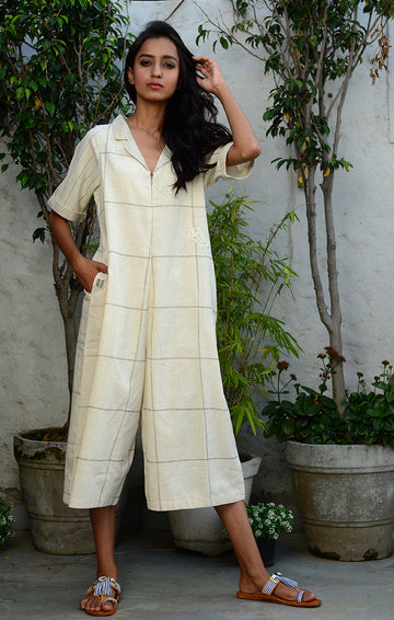 Natural Jumpsuit