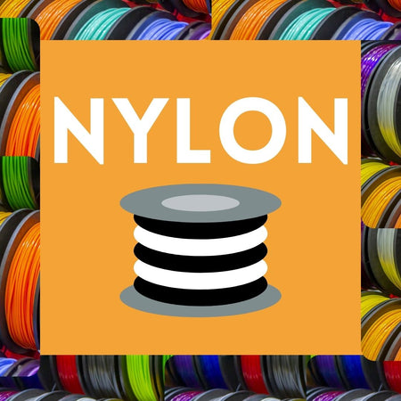 Nylon 3D Printer Filament