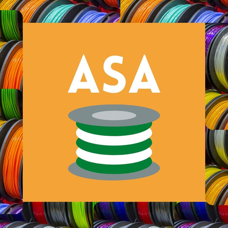 ASA 3D Printer Filament