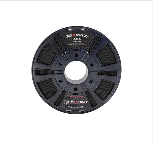 3DXMAX Black ASA 3D Printer Filament