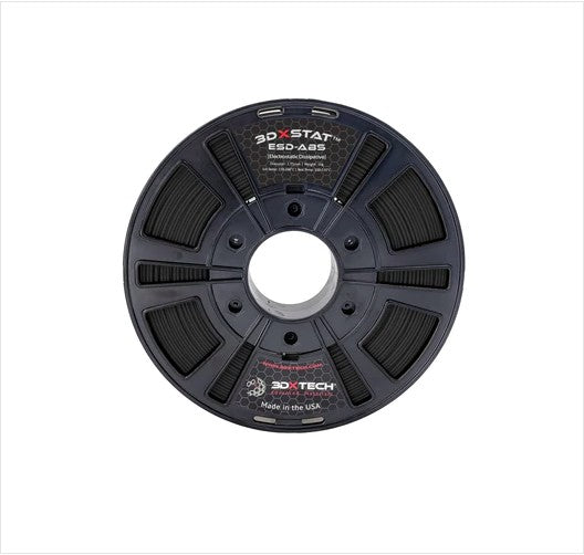 3DXSTAT Black ESD-ABS 3D Printer Filament