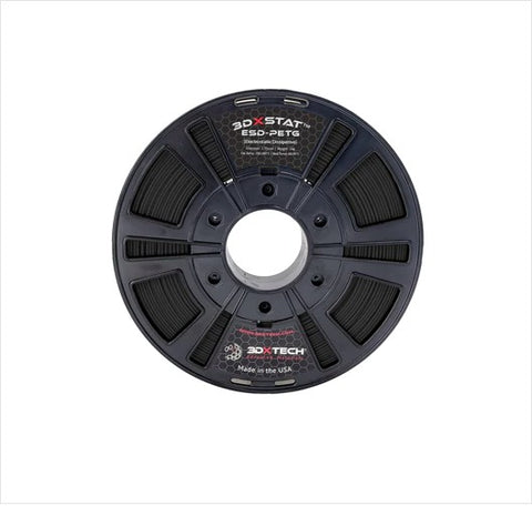 3DXSTAT Black ESD-PETG 3D Printer Filament