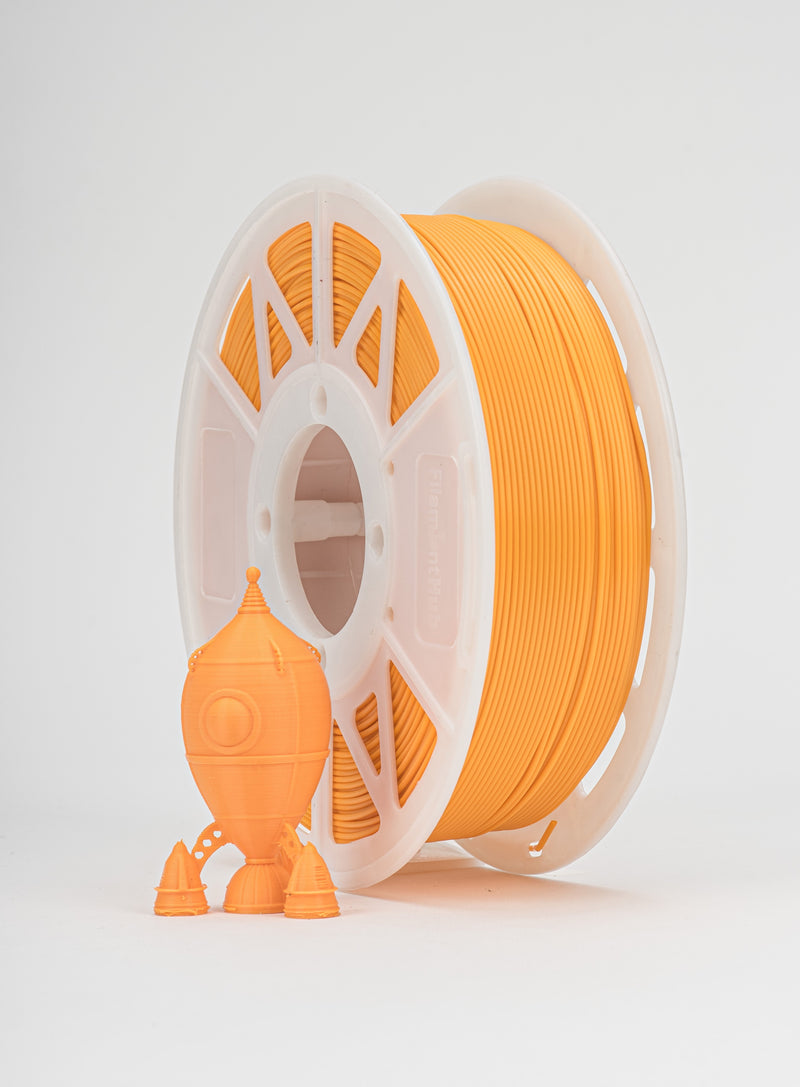 Filament Hub MAKER PLA - Orange -1.75mm (1 KG) Filament Hub