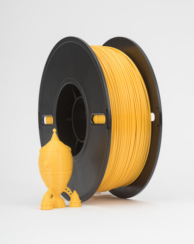Solid Pro Yellow PETG 3D Printer Filament