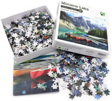 1000 Pieces for Adults -  Jigsaw Puzzles Moraine Lake
