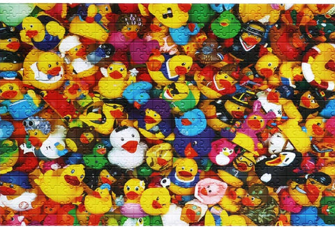 1000 Piece Cartoons Duck Paper Jigsaw Puzzle for Kids Adult