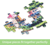 1000 Piece Puzzles for Adults-Cinque Terre Puzzle
