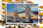 1000 Piece Puzzle-Animals World Jigsaw Puzzles