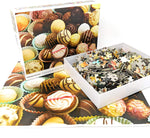 1000 Piece Puzzle for Adults - Chocolates Jigsaw Puzzle