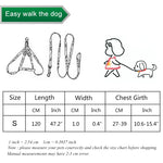 Pet Dog Harness Adjustable Pet Leashes Puppy Collar for Small Dogs Cat Harness Medium Dog Accessories Outdoor Walk