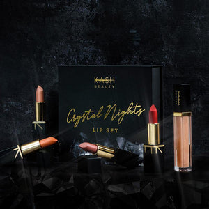 Crystal Nights Lipstick Collection
