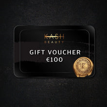Load image into Gallery viewer, KASH Beauty - Gift Voucher