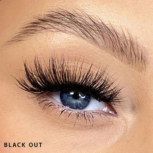Black Out Lashes