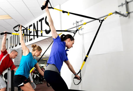 What is a TRX or Suspension Trainer Workout?
