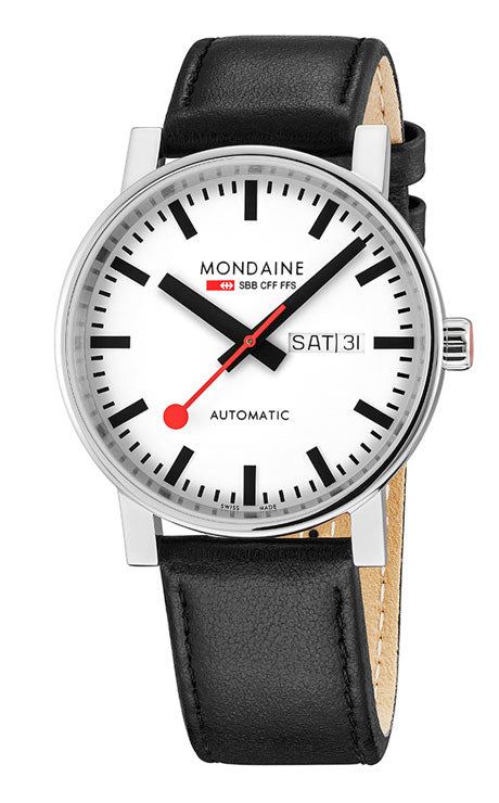 Mondaine evo automatic day date 40mm