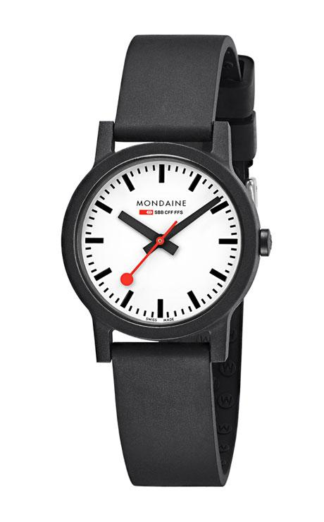 Mondaine essence white dial 32mm