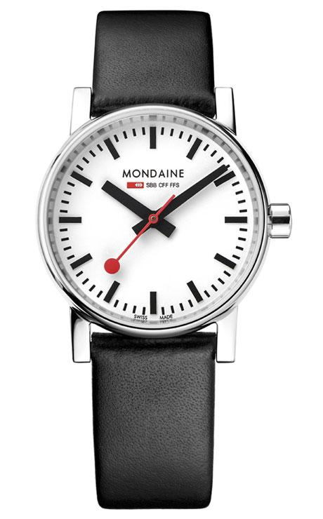 Mondaine evo2 30mm black