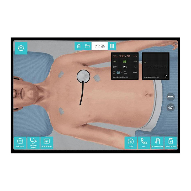 Body Interact™ Clinical Education - Standard Plan