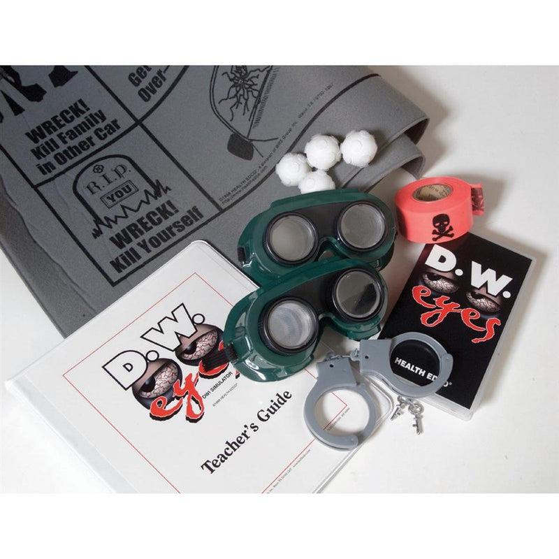 DW Eyes Game Kit with Goggles