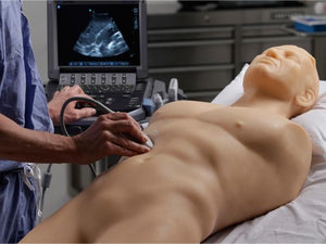 FAST Exam Real Time Ultrasound Training Model