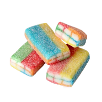 Rainbow bricks - lollieswarehouse