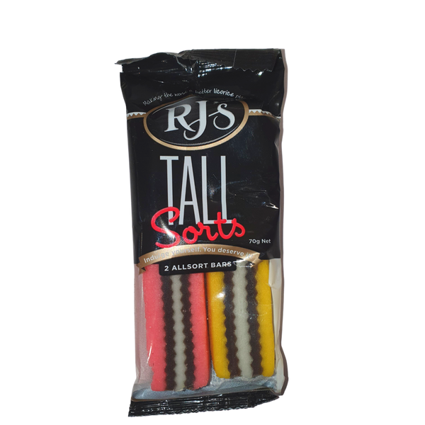 Tall sorts 70g - lollieswarehouse