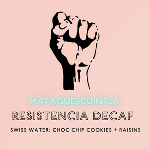 La Resistencia Swiss Water Decaf