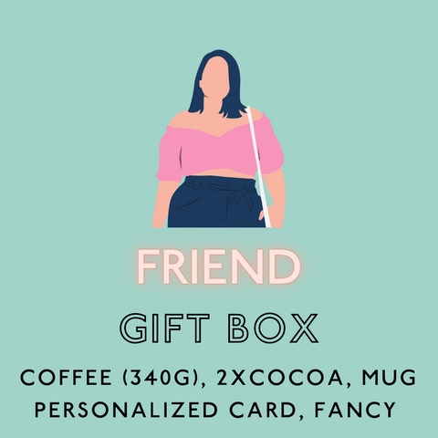 FRIEND Gift Box