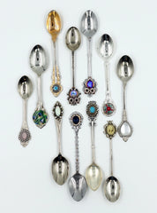 Embellished Spoon