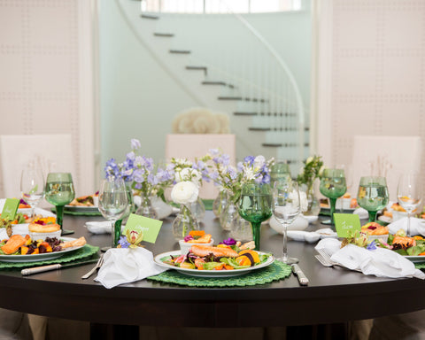 Mother's Day Lunch Decor Ideas - The Fab Fête - Celebrating at Home