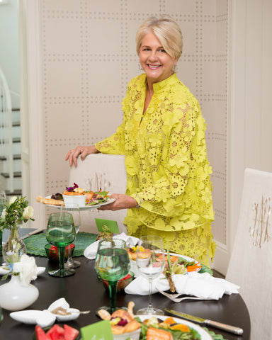Mother's Day Luncheon - The Fab Fête - Entertaining at Home