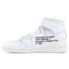 Air Jordan 1 Retro High Off-White White - DistinctFW