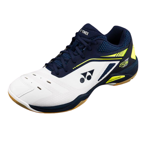 Yonex Power Cushion SHB-65Z Wide Badminton Shoes Navy/White