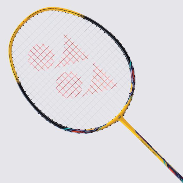 Yonex Nanoray 10F (Yellow) Badminton Racket