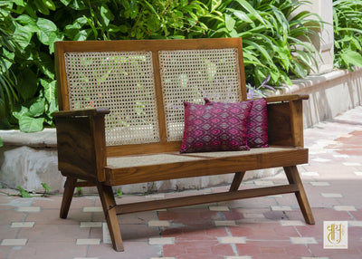 Box Ratan Re-Furbished Sofa Set Sofa set Vayu