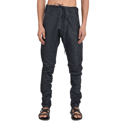 DENIM CHURIDAR PANTS Pants Vayu