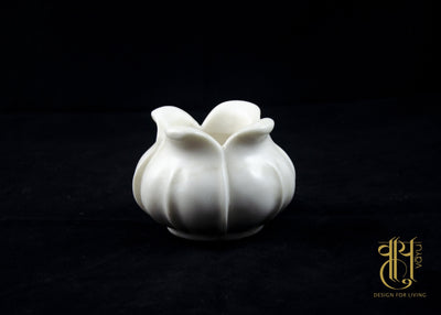Lotus Shape Tea-Light Candle Holder Candle Holder Vayu