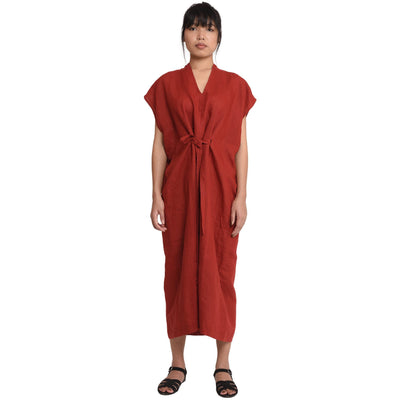 Musubi Dress Whitechampa