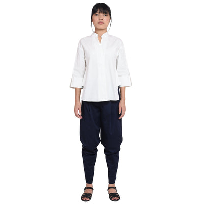 Oslo Shirt With Jodhpur Trousers Shirt and Trouser Whitechampa Jodhpur Trousers