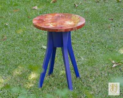 Piano Stool Side Table Table Vayu
