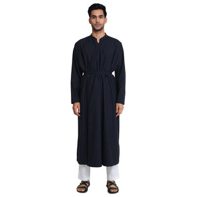 TRADITIONAL PHERAN MADARIN COLOR TRENCHCOAT Trenchcoat Vayu