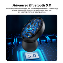Load image into Gallery viewer, Wireless Bluetooth 5.0 Earbuds Smart Noise Reduction Headphones Charging Case