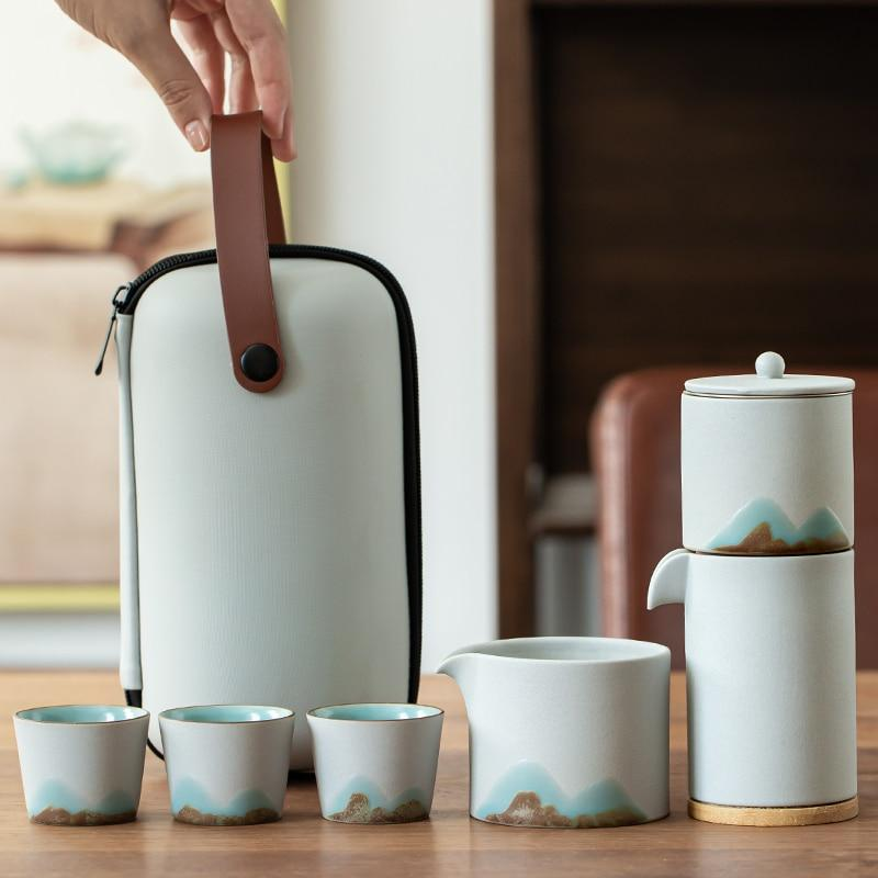 The Topo Tea Set Tea Ecletticos