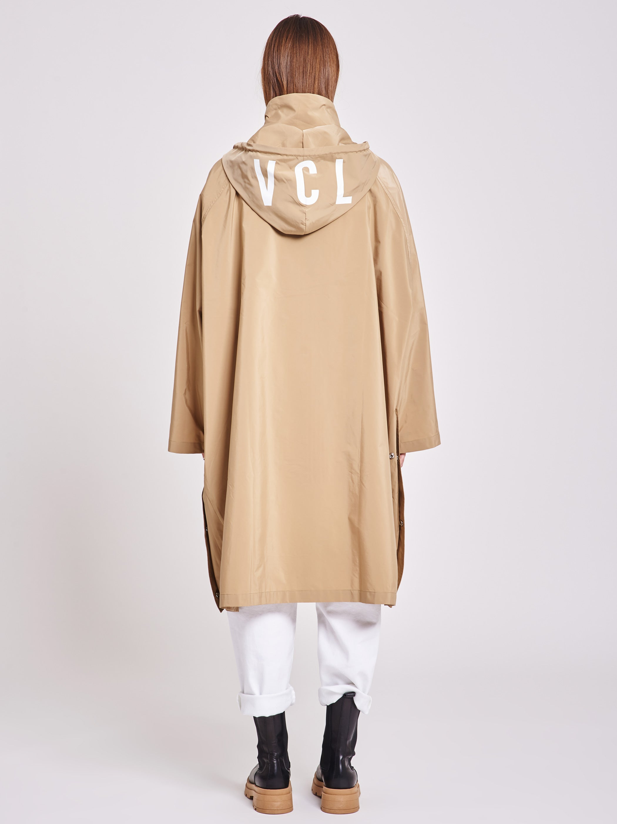 Vicolo trench coat