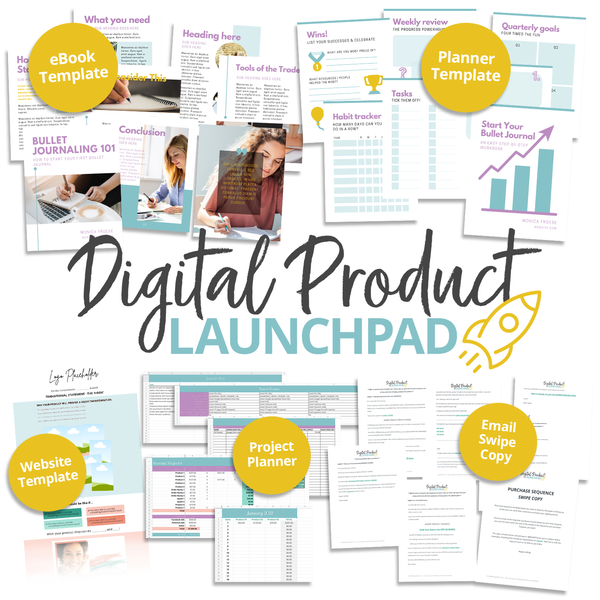 Digital Product Launchpad