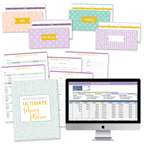 Ultimate Money Planning Bundle