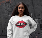 BE A LADY SWEATSHIRT