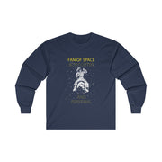 FAN OF SPACE LONG SLEEVE T-SHIRT