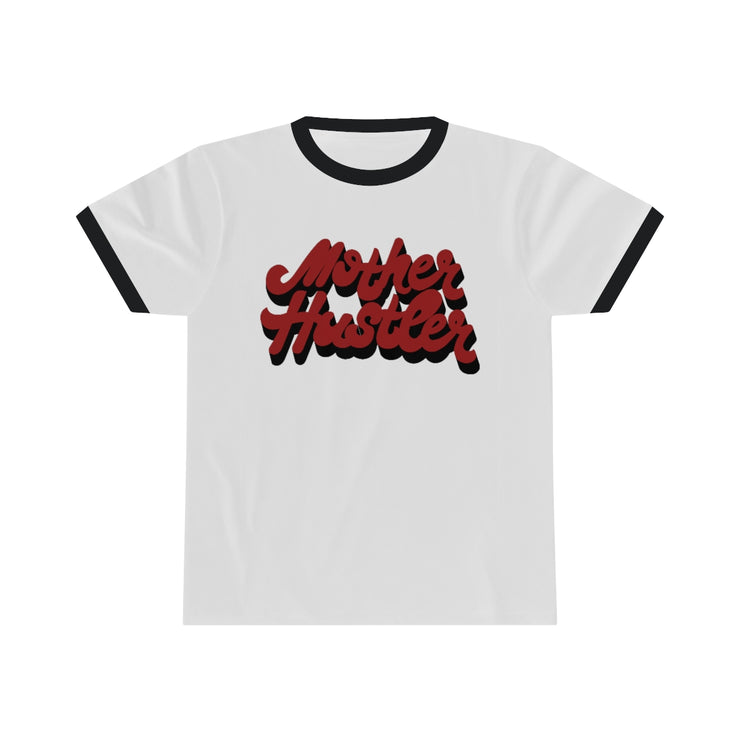 Mother Hustler Ringer Tee