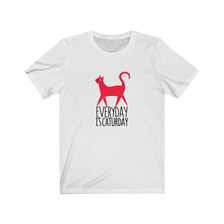 Everyday is Caturday Tee